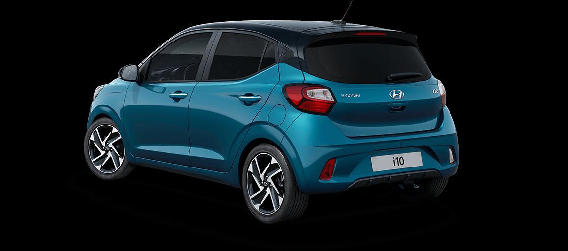 New Hyundai i10 Small City Car