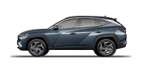 All-New Tucson Hybrid